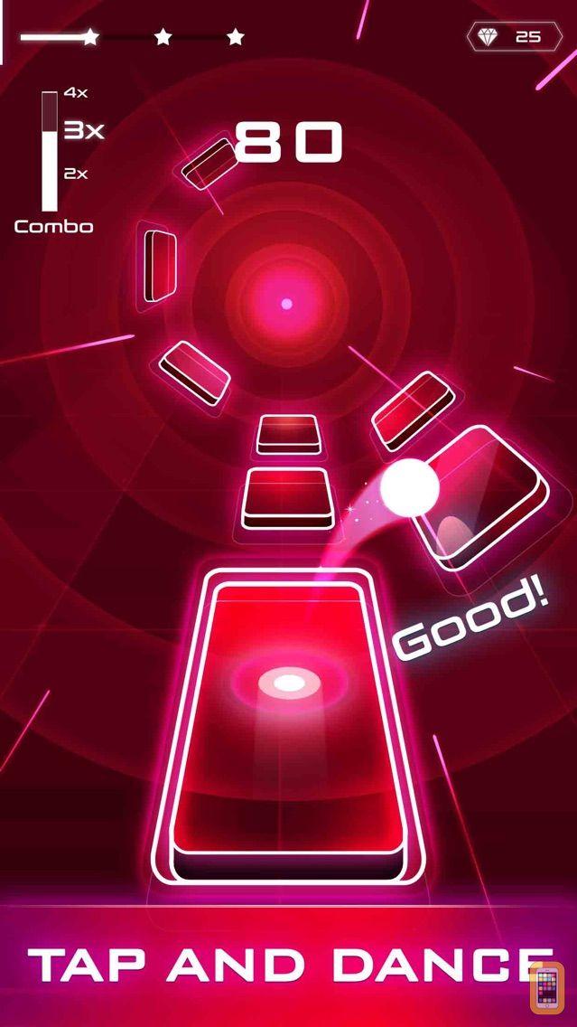 Screenshot - Magic Twist - Piano Hop Games