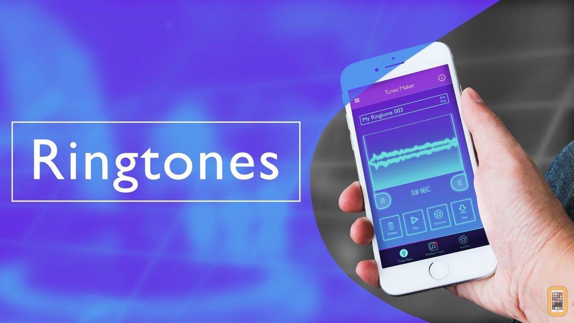Screenshot - Ringtones for iPhone: Infinity