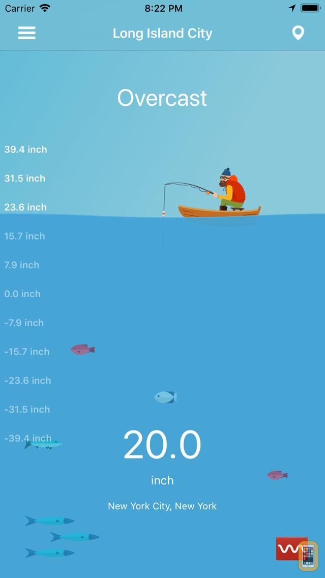 Screenshot - Tides for Fishermen
