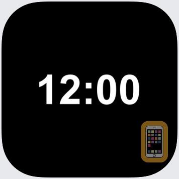 Clock Simplicity by Raz Yalov (Universal)