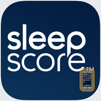 SleepScore: Sleep Better by SleepScore Labs (iPhone)