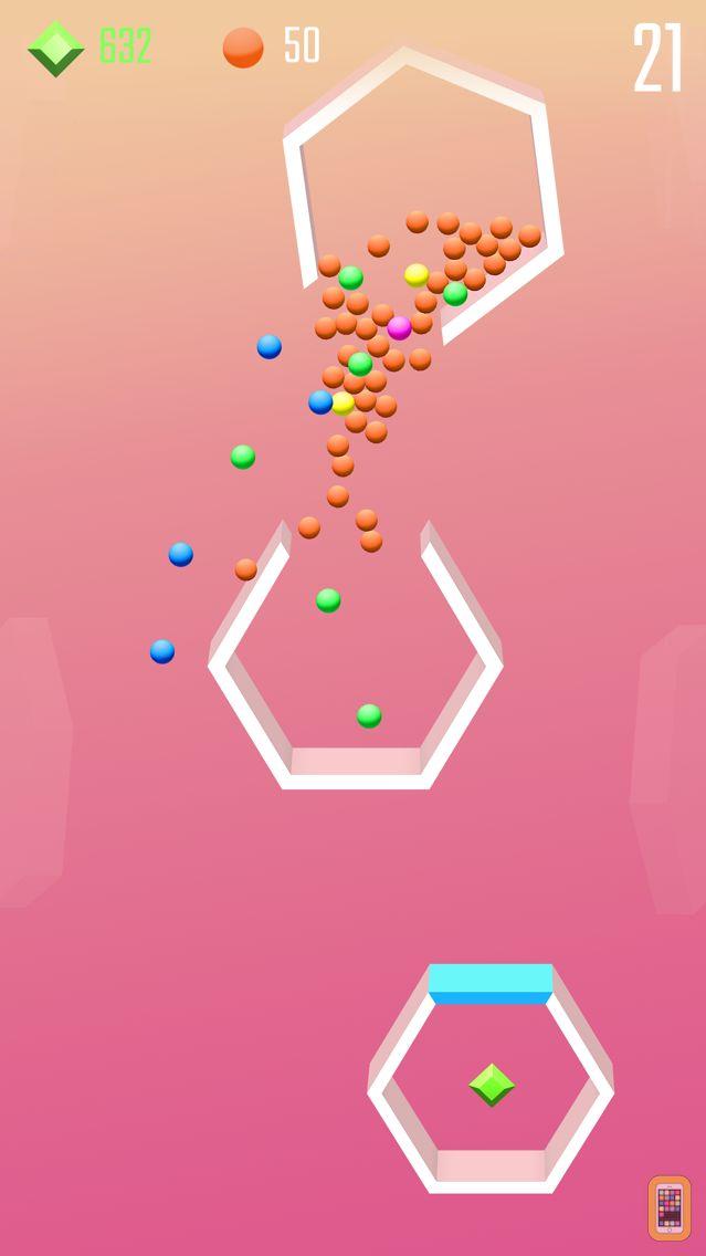 Screenshot - Drop the Balls!