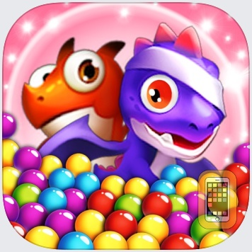 Dragon Pop - Bubble Shooter by Candy Match Three Puzzle Games (Universal)