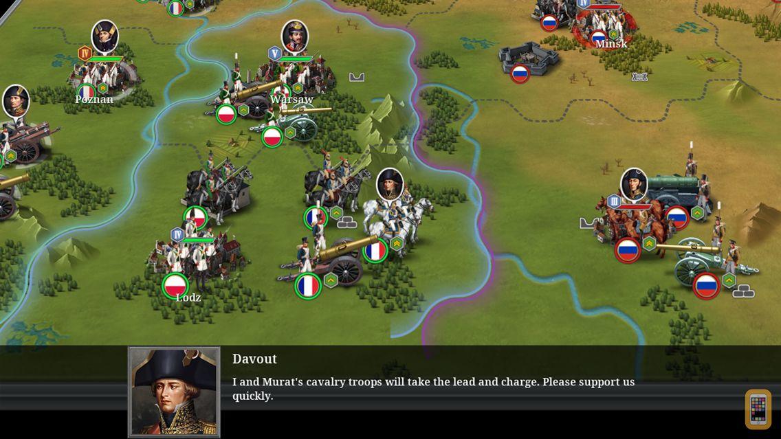 Screenshot - European War 6: 1804