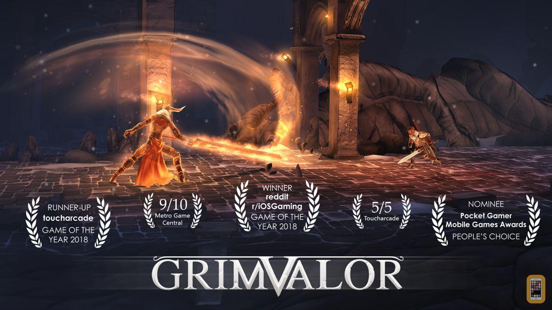Screenshot - Grimvalor