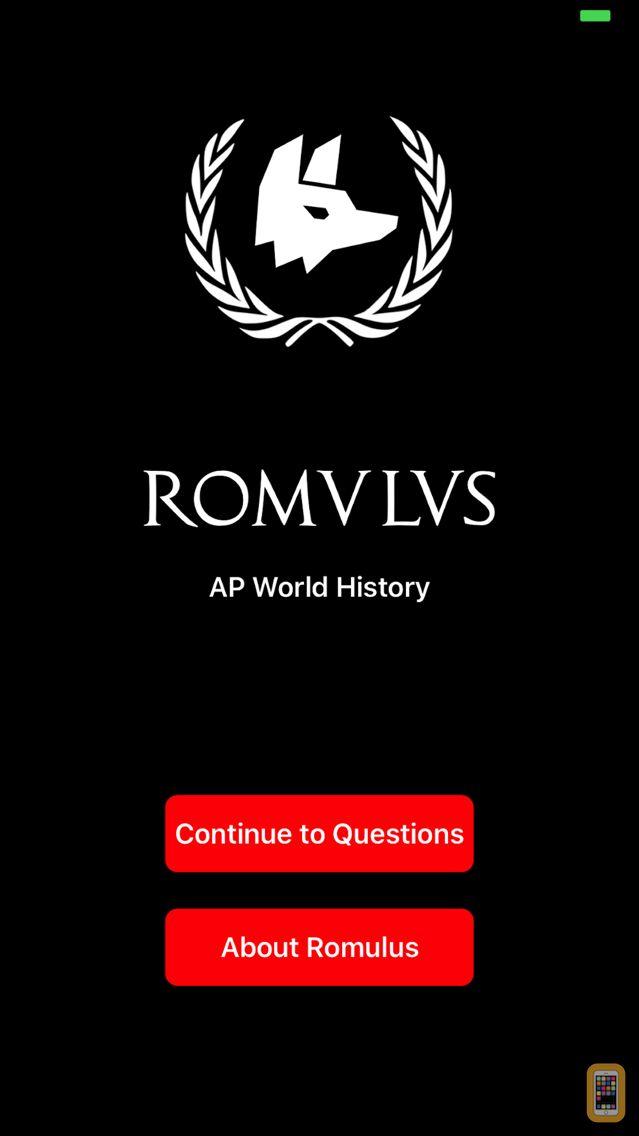 Screenshot - AP World History Review