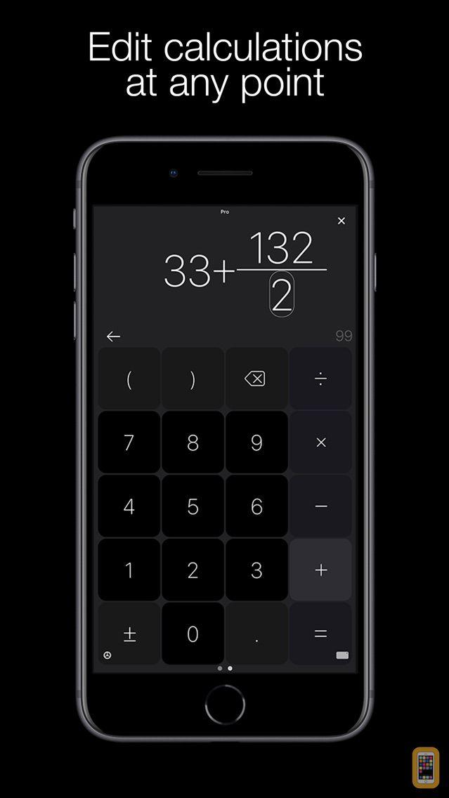 Screenshot - Plain Calculator Pro