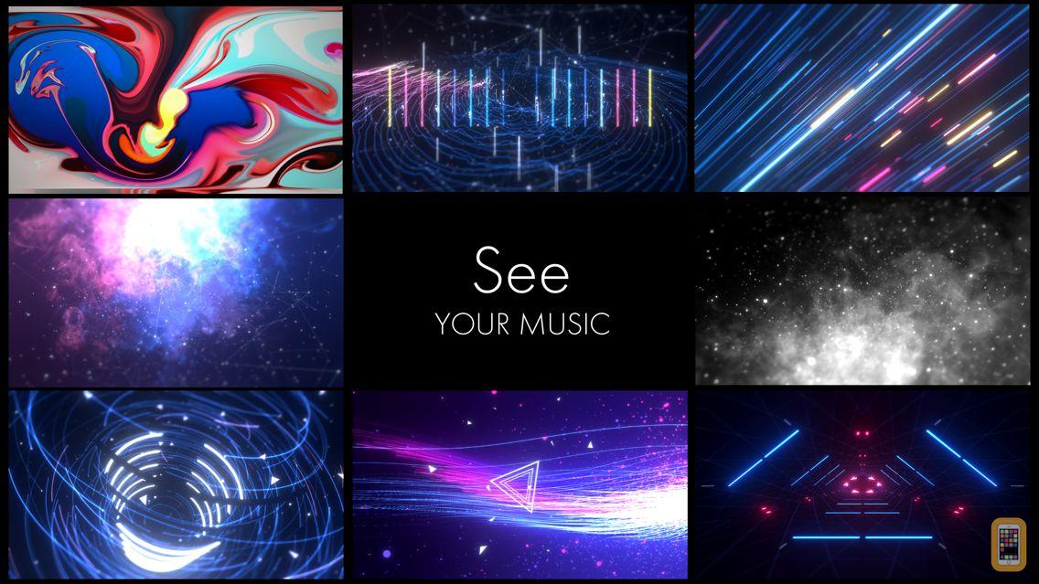 Screenshot - STAELLA - Music Visualizer