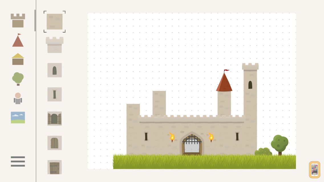 Screenshot - Castle Blocks