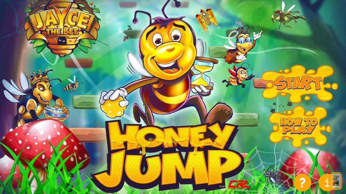 Screenshot - Honey Jump