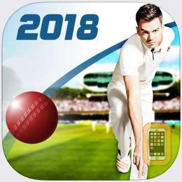 Cricket Captain 2018 by Childish Things Ltd (Universal)