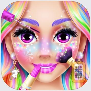 Rainbow Unicorn Candy Salon by Kids Games Studios LLC (Universal)