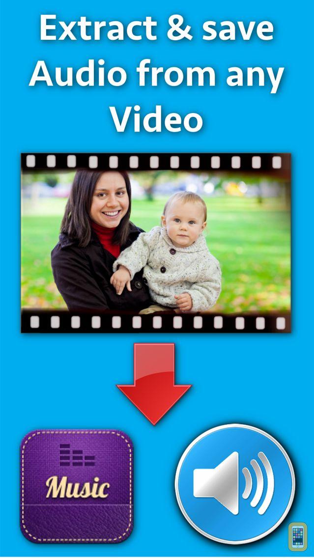 Screenshot - Video to Audio Extractor