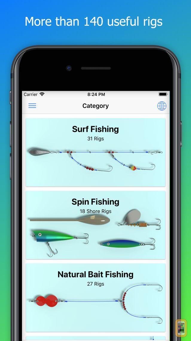 Screenshot - MyRigs - Deep Sea Fishing Rigs