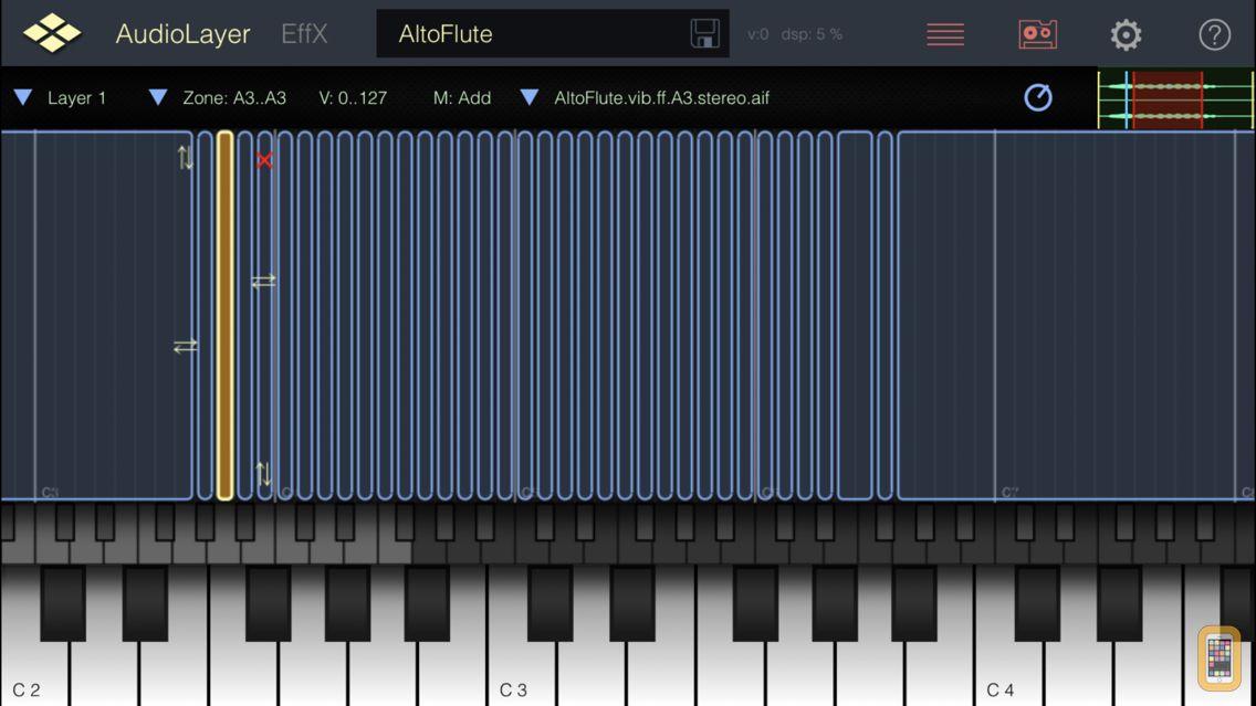 Screenshot - AudioLayer