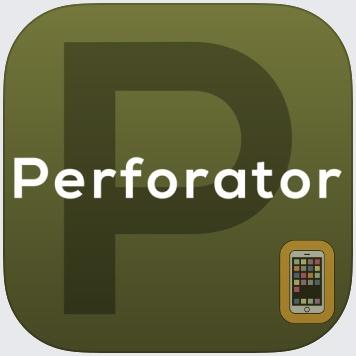 Perforator by Bram Bos (Universal)