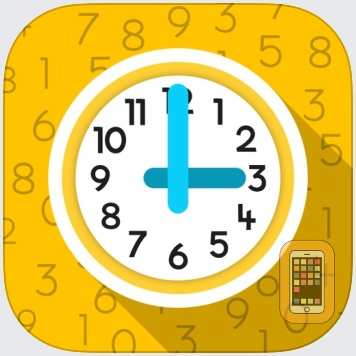 ClockWise, learn read a clock! by Ziya Bal (Universal)