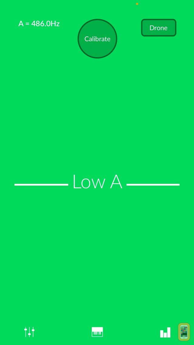 Screenshot - Balance - Bagpipe Tuner Pro