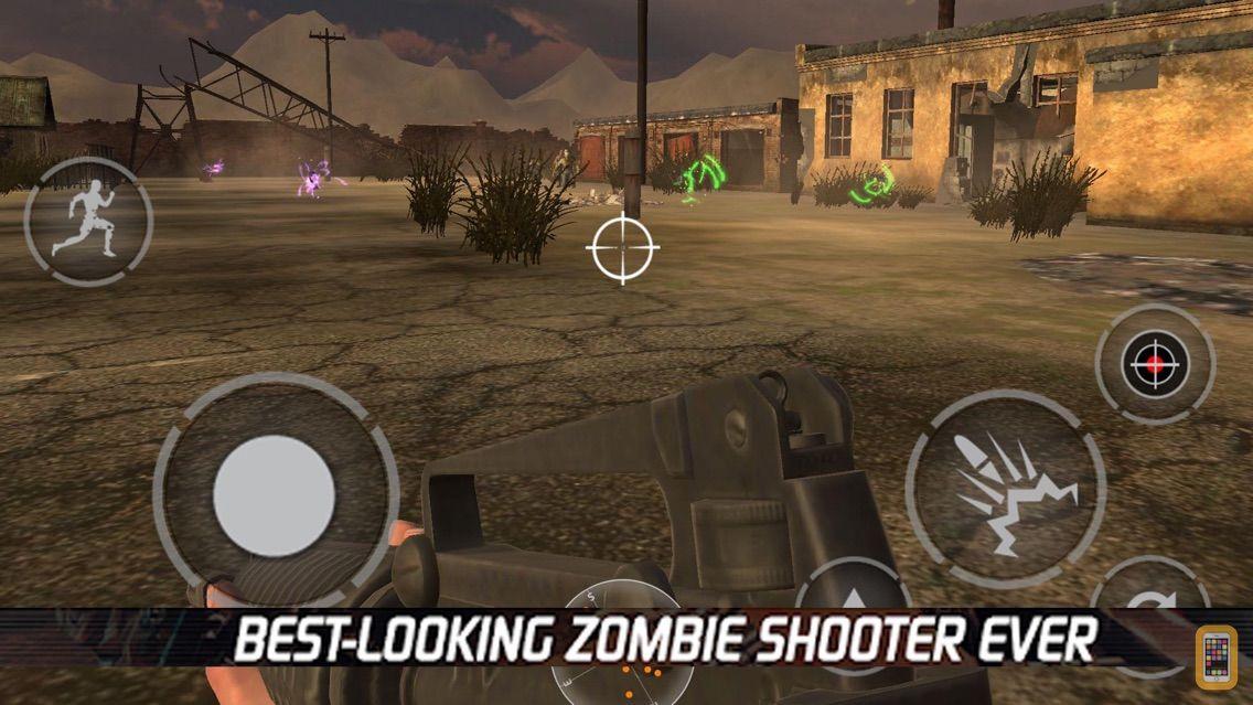 Screenshot - Zombie Combat Shooting