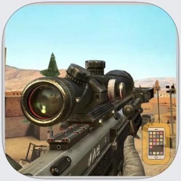 Modern FPS: Combat Sniper 3D by Vu Huu Da (Universal)