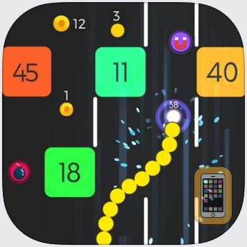 Snake Dash Color Blocks by TRAN VAN LY (Universal)