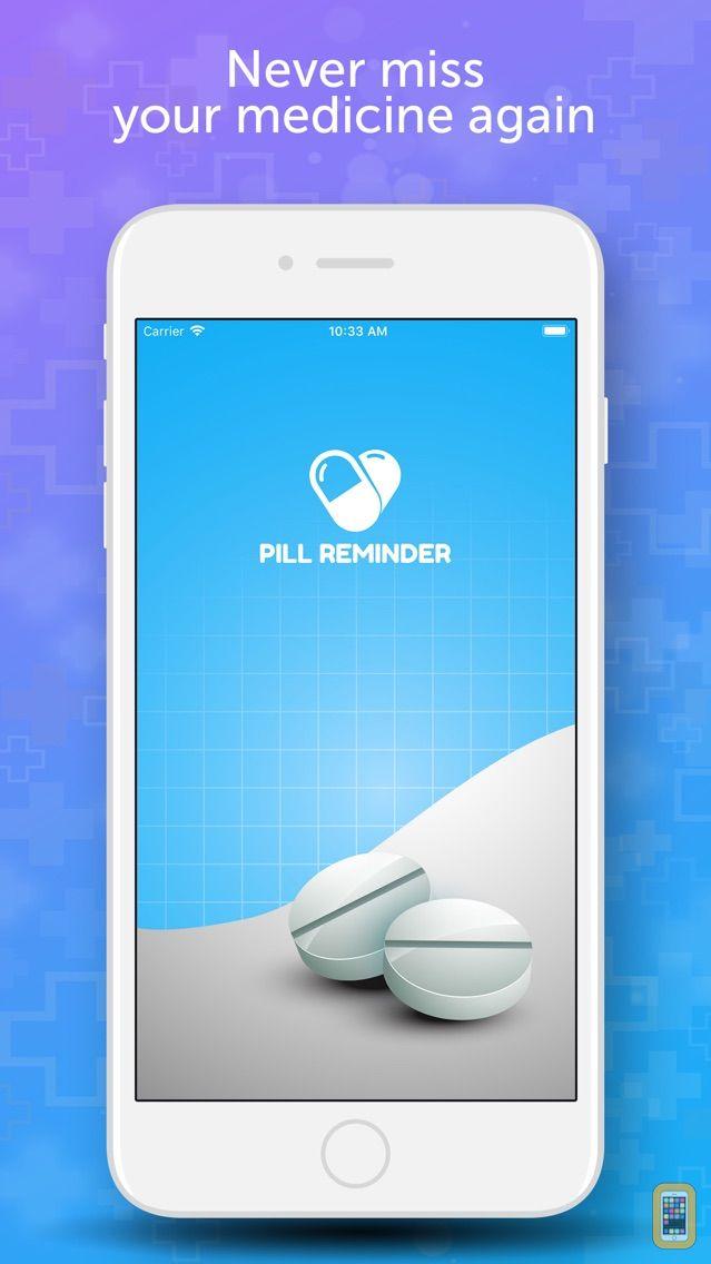 Screenshot - Pill Reminder - A Meds Tracker