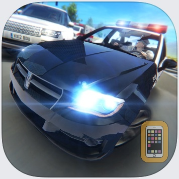 Police Car Chase Cop Simulator by MH Production (Universal)