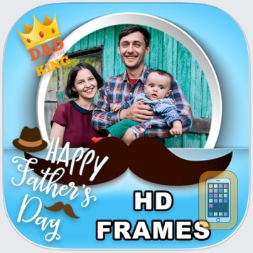 Father's Day Photo Frames 2018 by Patel Ravjibhai (Universal)