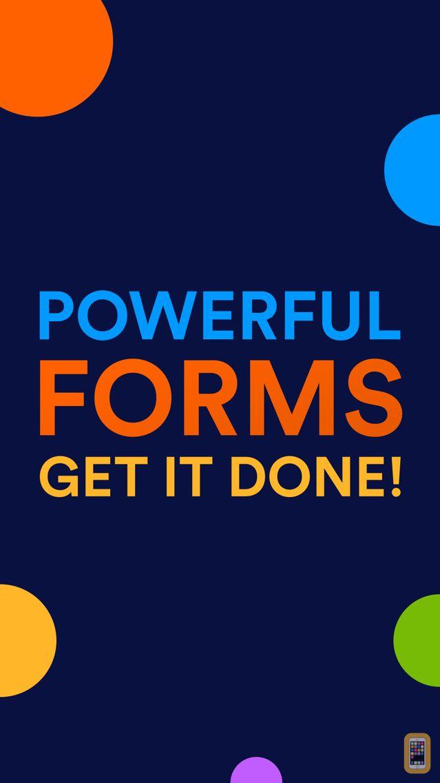 Screenshot - JotForm Mobile Forms & Surveys