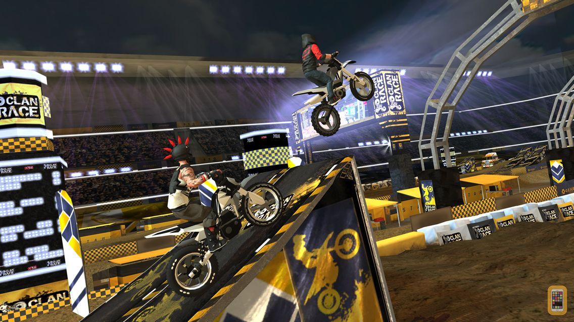 Screenshot - Clan Race