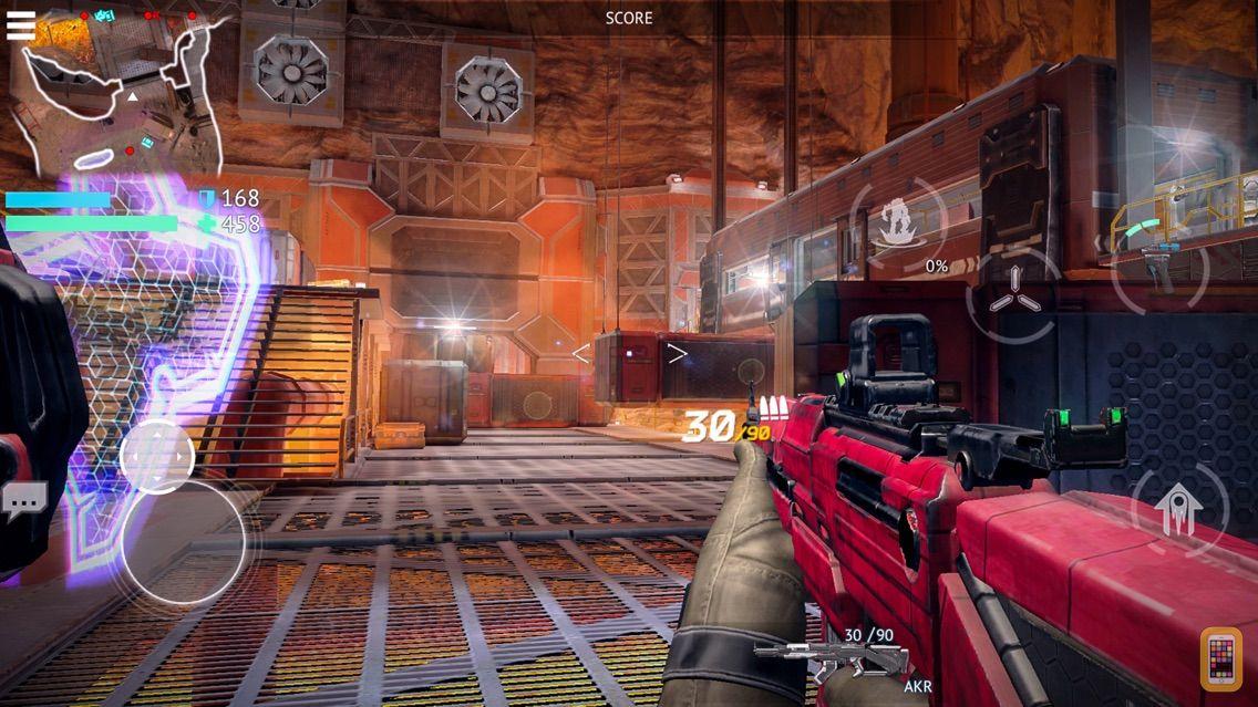 Screenshot - Infinity Ops: Sci-Fi FPS