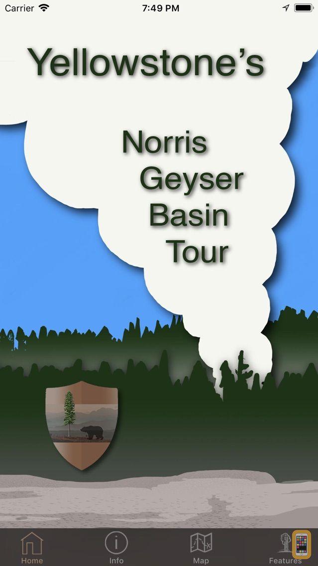 Screenshot - Yellowstone Geysers - Norris