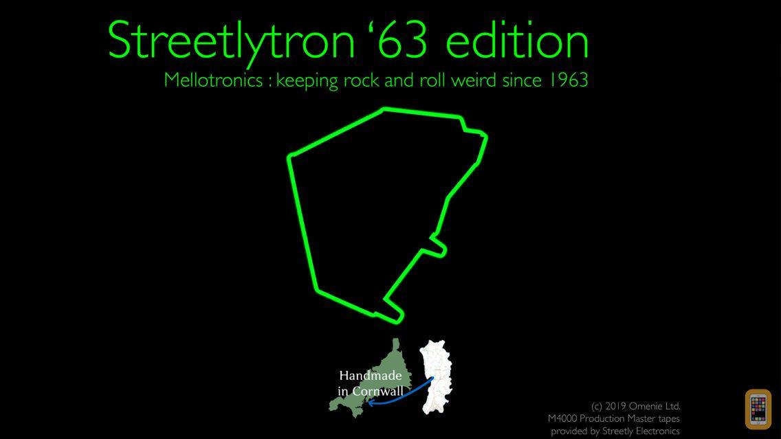 Screenshot - Mellotronics Streetlytron '63
