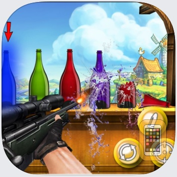 Bottle Shooting: Club Bar Gun by Nguyen Nhu Y (Universal)