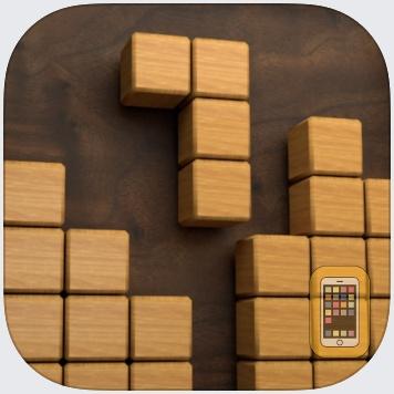 Wood Cube Puzzle by Da peng Sun (Universal)