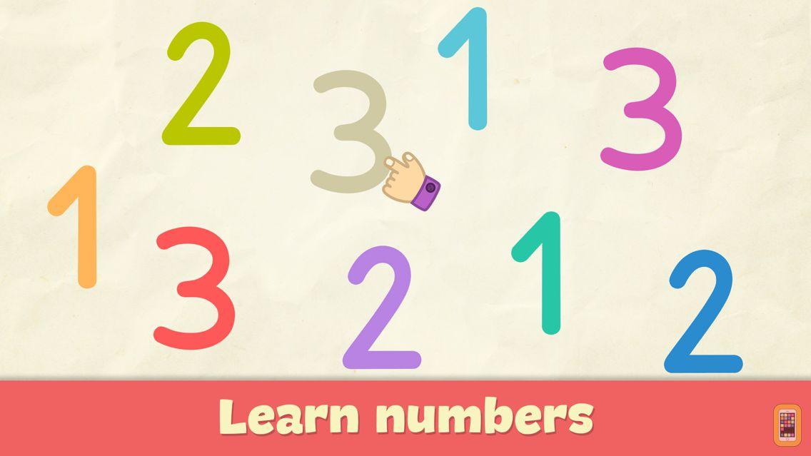 Screenshot - 123 learning games for kids 2+