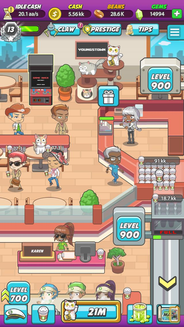 Screenshot - Coffee Craze - Barista Tycoon