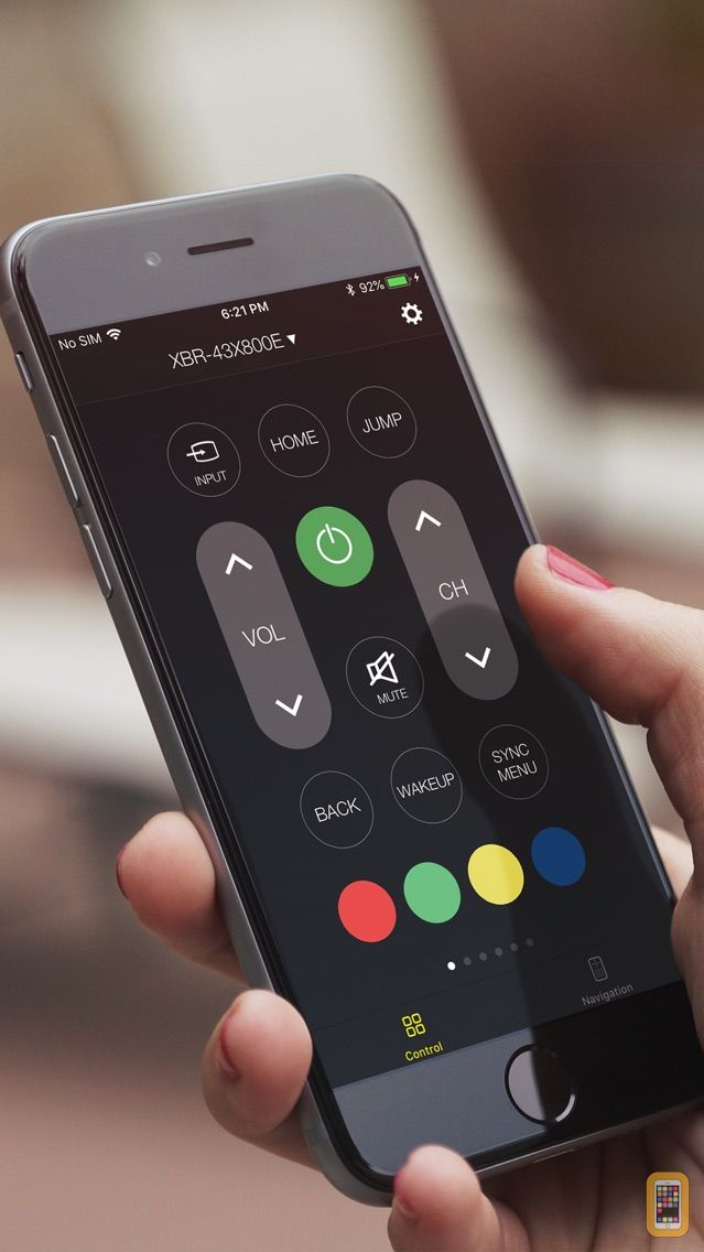 Screenshot - Smart Remote for Sony Smart TV