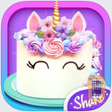 Unicorn Chef Fun Cooking Games by Shake It (Universal)