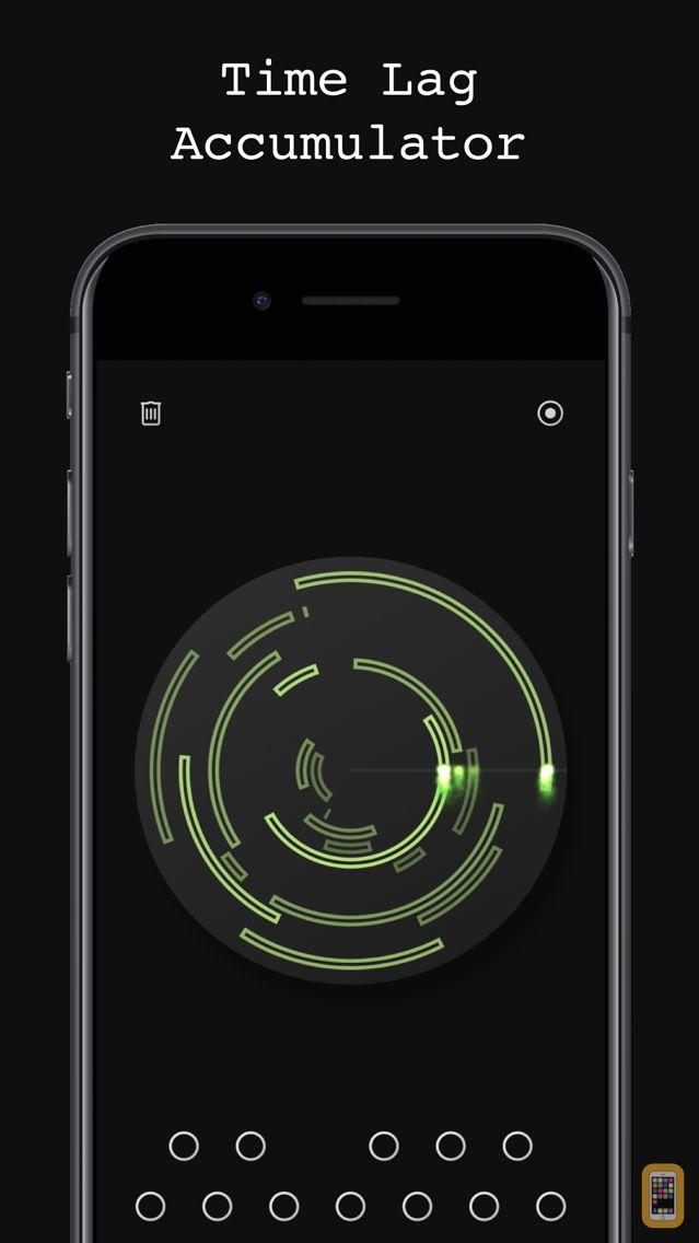 Screenshot - Cycle - Time Lag Accumulator