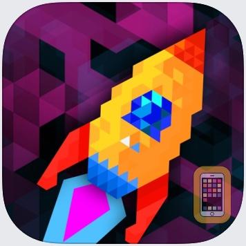 Trixel Rocket by Bliz Studio, LLC. (Universal)