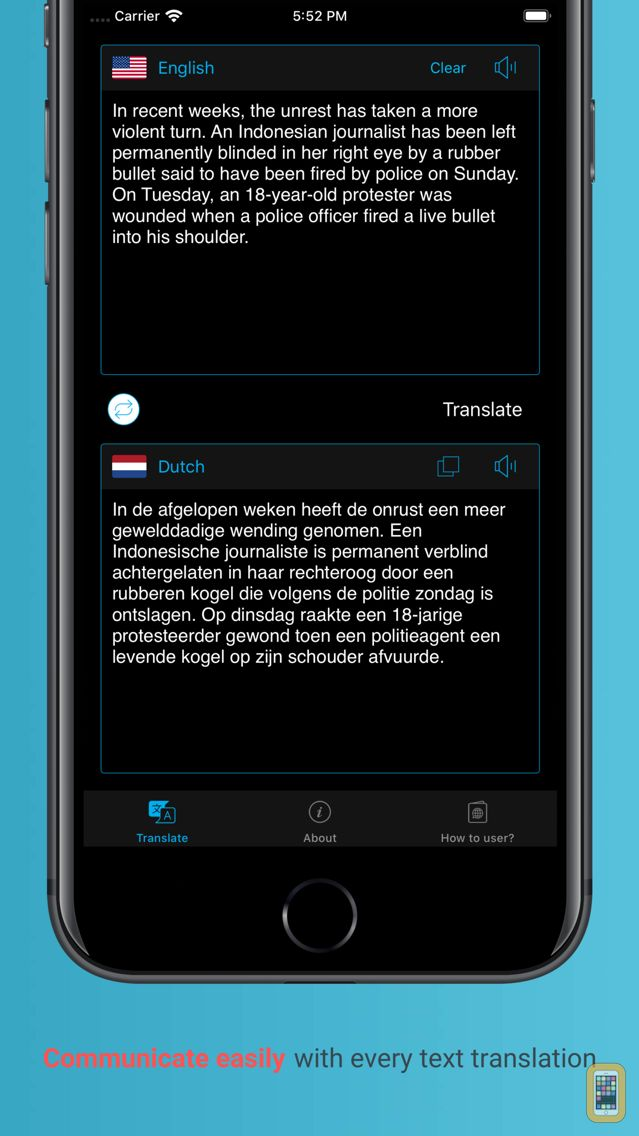 Screenshot - Translate Browser Pro 2020