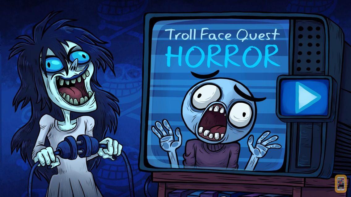 Screenshot - Troll Face Quest Horror