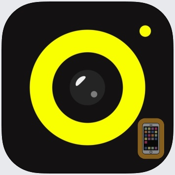 HUJI VIDEO - VHS Cam Camcorder by Hsiu ying Shen (iPhone)
