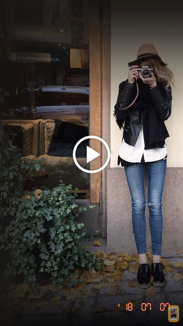 HUJI VIDEO - VHS Cam Camcorder for iPhone - App Info & Stats