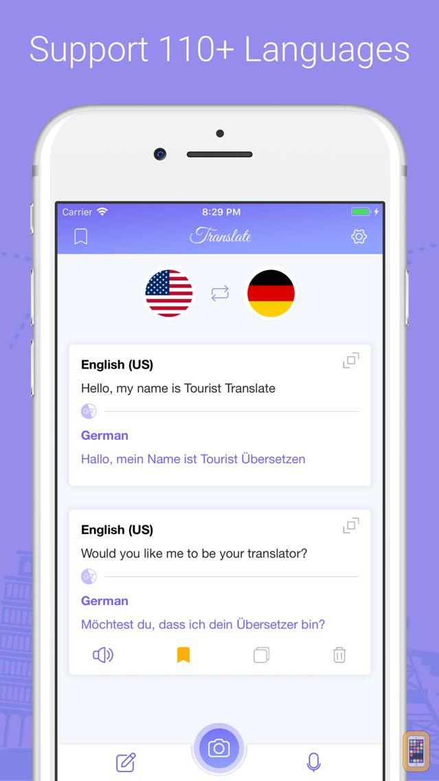 Screenshot - Tourist Translate World