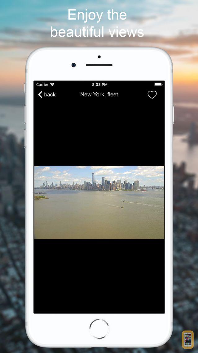 Screenshot - USA cameras