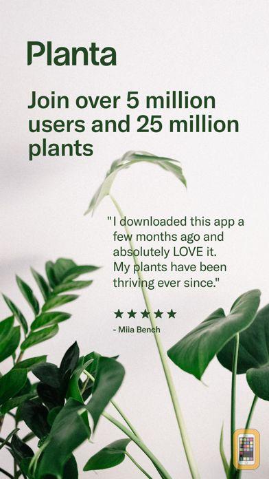 Screenshot - Planta: Keep your plants alive