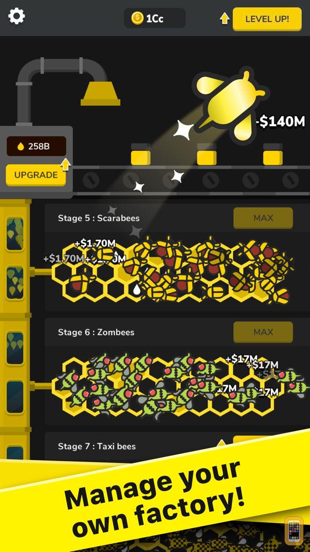 Screenshot - Bee Factory!