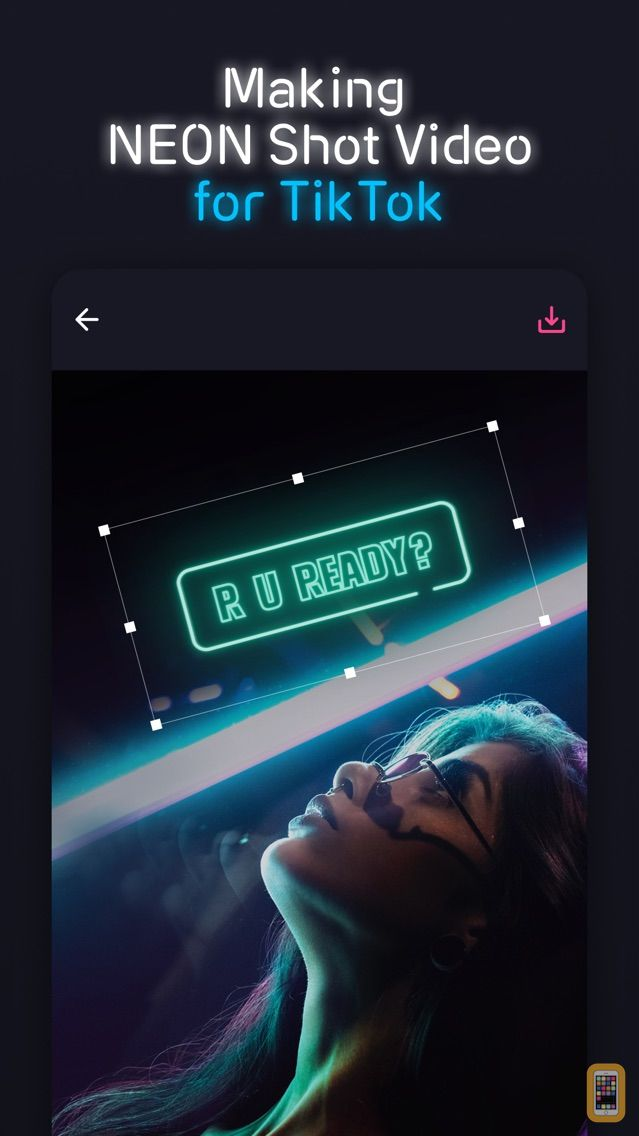 Screenshot - challa NEON: Create Your Story